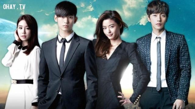 Vì sao đưa anh tới ( Kim Soo Hyun,  Jun Ji- hyun, Park Hea- jin,..) ,Phim tình cảm