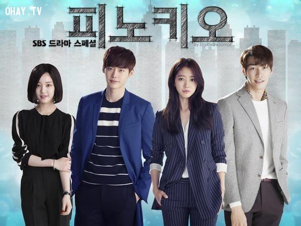 Cô bé người gỗ( Park  Shin- Hye, Lee Jong Suk, Lee Yoo Bi,…),Phim tình cảm