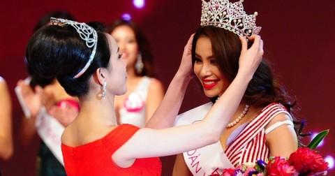 Ai xứng đáng đại diện Việt Nam tham dự hoa hậu hoàn vũ 2016? Lệ Hằng hay Nguyễn Loan.