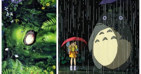 Bộ sưu tập hình nền điện thoại dành cho những tín đồ mê phim hoạt hình Nhật Bản