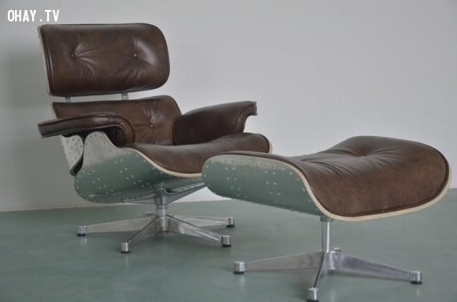 Ghế salon của Eames ,sản phẩm độc đáo,sản phẩm hoàn hảo,những điều thú vị trong cuộc sống,khám phá