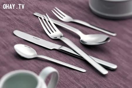 Muỗng (thìa) và nĩa,sản phẩm độc đáo,sản phẩm hoàn hảo,những điều thú vị trong cuộc sống,khám phá