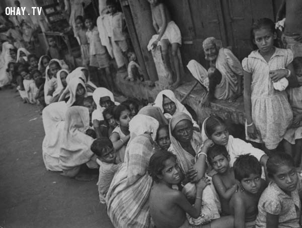 Kết quả hình ảnh cho nạn đói Ấn độ 1943
