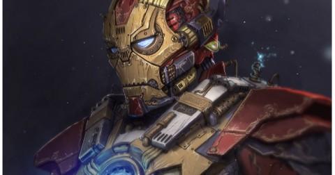 Mãn nhãn những hình ảnh Iron Man cosplay thành nhân vật nổi tiếng khác