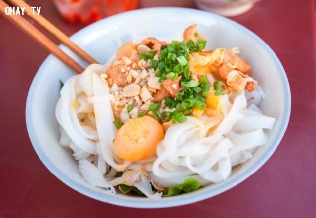 Mì Quảng,món ăn nổi tiếng,ẩm thực việt nam,du lịch việt nam
