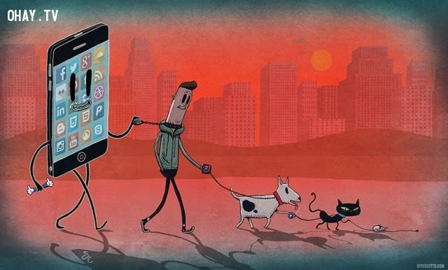 ,mặt trái cuộc sống,ám ảnh về cuộc sống hiện đại