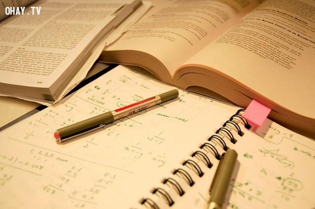 2. Hệ thống lại kiến thức,thi cử,luyện thi,tâm lý đi thi