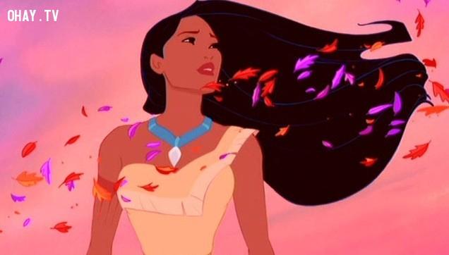 Pocahontas thật sự không phải công chúa đầu tiên của thổ dân da đỏ trong một bộ phim Disney.,sự thật thú vị,những nàng công chúa Disney