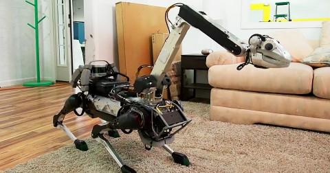 Boston Dynamics giới thiệu robot SpotMini