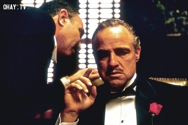 Bố Già (The Godfather),phim hay