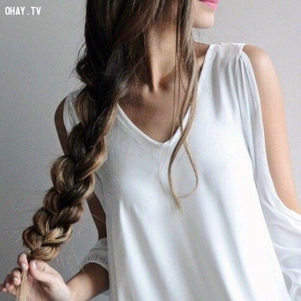 Tết tóc thục nữ,tóc dài,sự thật đắng lòng