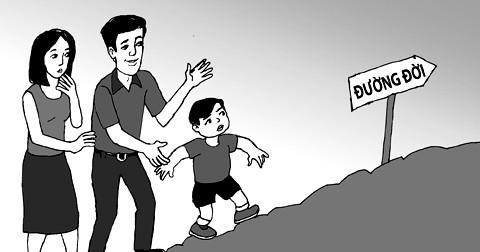 7 quan niệm sai lầm trong nuôi dạy của bố mẹ 'làm hỏng' cuộc đời con