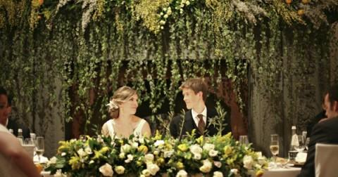 4 ý tưởng tuyệt vời cho một đám cưới trong mơ