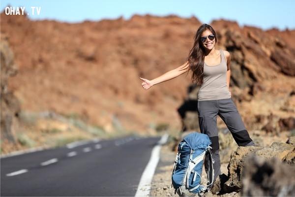 3. Du lịch theo đúng kế hoạch của bản thân,hạnh phúc của FA,độc thân,con gái độc thân,người độc thân