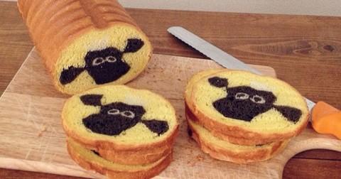 Những lát bánh mì đáng yêu nhất đến từ người mẹ Nhật