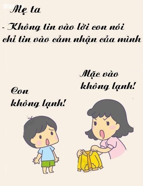 ,nuôi dạy con cái,mẹ Việt mẹ Tây,cách nuôi dạy con,nuôi con khỏe mạnh