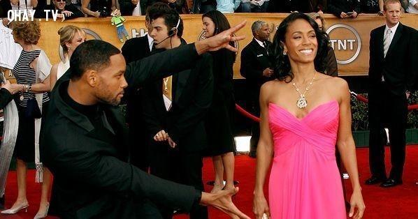 Jada Pinkett Smith và Will Smith,cặp đôi đẹp,Hollywood