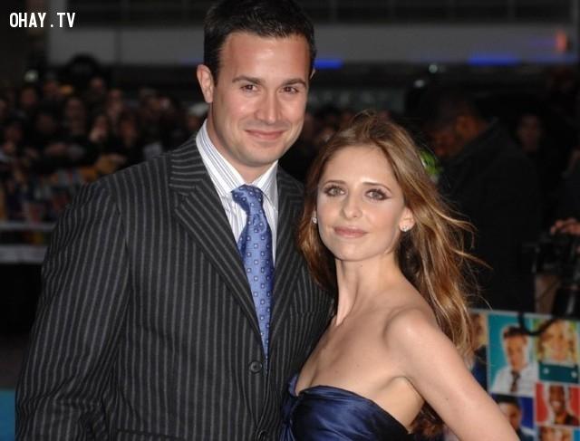 Sarah Michelle Gellar và Freddie Prinze Jr.,cặp đôi đẹp,Hollywood