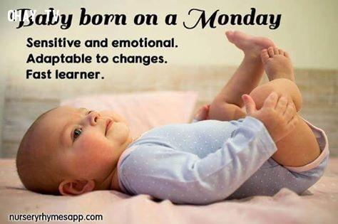 Người sinh vào thứ hai,trắc nghiệm tính cách,Tiết lộ tính cách của bạn qua ngày sinh,trắc nghiệm,ngày sinh tiết lộ tính cách