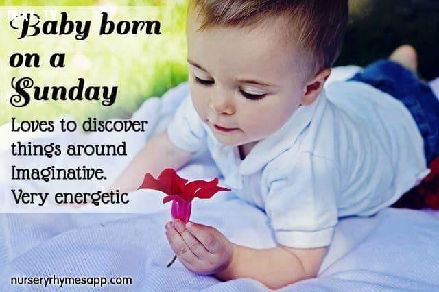 Người sinh vào chủ nhật,trắc nghiệm tính cách,Tiết lộ tính cách của bạn qua ngày sinh,trắc nghiệm,ngày sinh tiết lộ tính cách