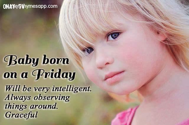 Người sinh vào thứ sáu,trắc nghiệm tính cách,Tiết lộ tính cách của bạn qua ngày sinh,trắc nghiệm,ngày sinh tiết lộ tính cách