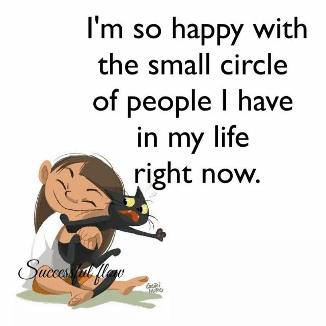 6. Tôi thật hạnh phúc với vòng tròn kết nối những người tôi có trong cuộc đời ngay lúc này.,trích dẫn hay về cuộc sống,câu nói hay về cuộc sống,suy ngẫm,TRÍCH DẪN TRUYỀN CẢM HỨNG,TRÍCH DẪN TẠO ĐỘNG LỰC