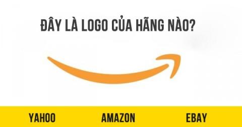 Chỉ nhìn logo, bạn có nhận diện được các thương hiệu nổi tiếng này không?