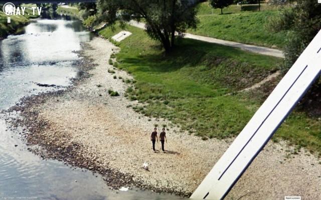 Và một số hình ảnh hơi là lạ.,Google Street View,hình ảnh đẹp,ảnh kì lạ