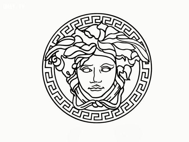 5. Đây là cà phê Starbucks? Hay là Versace hoặc Louis Vuitton?,logo,nhận diện thương hiệu,thương hiệu nổi tiếng