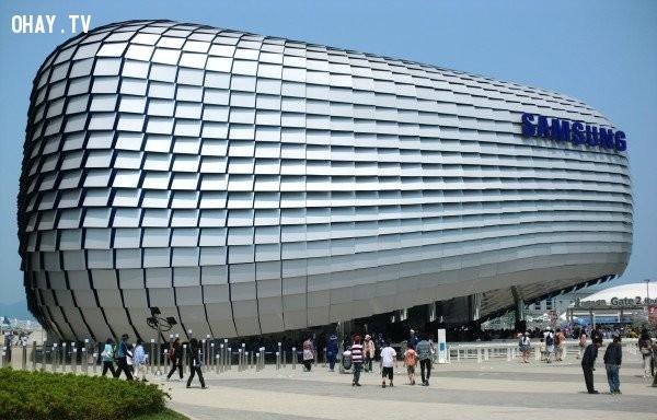 4. Lợi nhuận của Samsung bằng 17% tổng GDP của Hàn Quốc,tập đoàn Samsung,công ty Samsung,tầm cỡ của Samsung