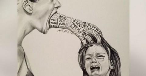 7 lời nói mà người lớn đừng bao giờ nói với con trẻ
