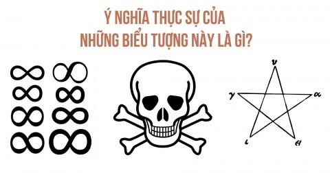 Bạn có biết ý nghĩa thật sự ban đầu của những biểu tượng này không?
