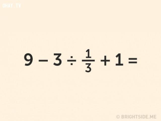 ,phép tính,toán học,học sinh cấp một,câu đố toán học