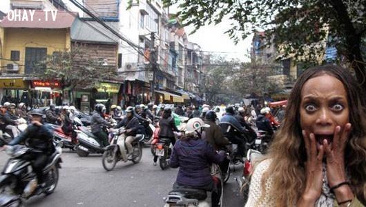 Xe máy,Khác biệt văn hóa,ám ảnh,ẩm thực việt nam