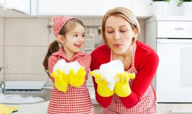 Dạy trẻ và thể hiện cho trẻ thấy:,kinh nghiệm nuôi dạy con,nuôi dạy con cái,làm cha,làm mẹ,dạy dỗ con cái,tâm lý con cái