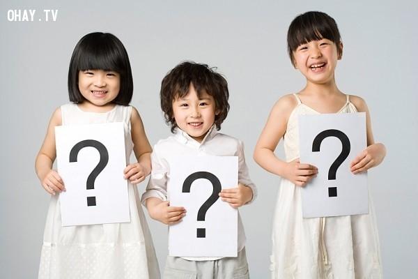 Hãy hỏi trẻ những câu hỏi như:,kinh nghiệm nuôi dạy con,nuôi dạy con cái,làm cha,làm mẹ,dạy dỗ con cái,tâm lý con cái