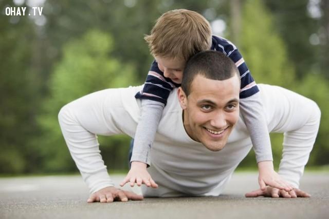Hãy thử những điều này:,kinh nghiệm nuôi dạy con,nuôi dạy con cái,làm cha,làm mẹ,dạy dỗ con cái,tâm lý con cái