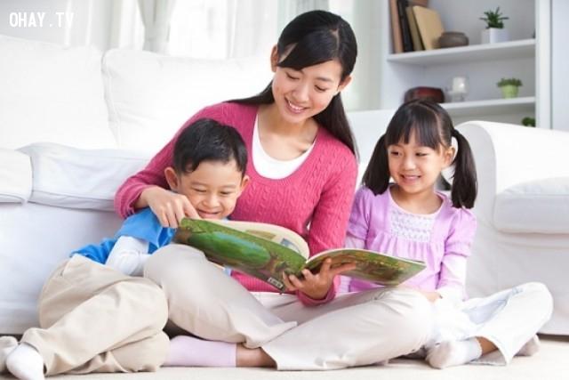 Hãy kể cho trẻ nghe:,kinh nghiệm nuôi dạy con,nuôi dạy con cái,làm cha,làm mẹ,dạy dỗ con cái,tâm lý con cái