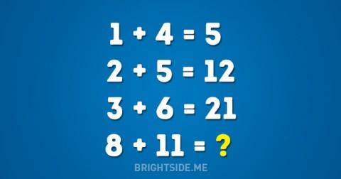 Câu đố toán học này đã khiến hàng ngàn người bối rối. Bạn có giải được nó?