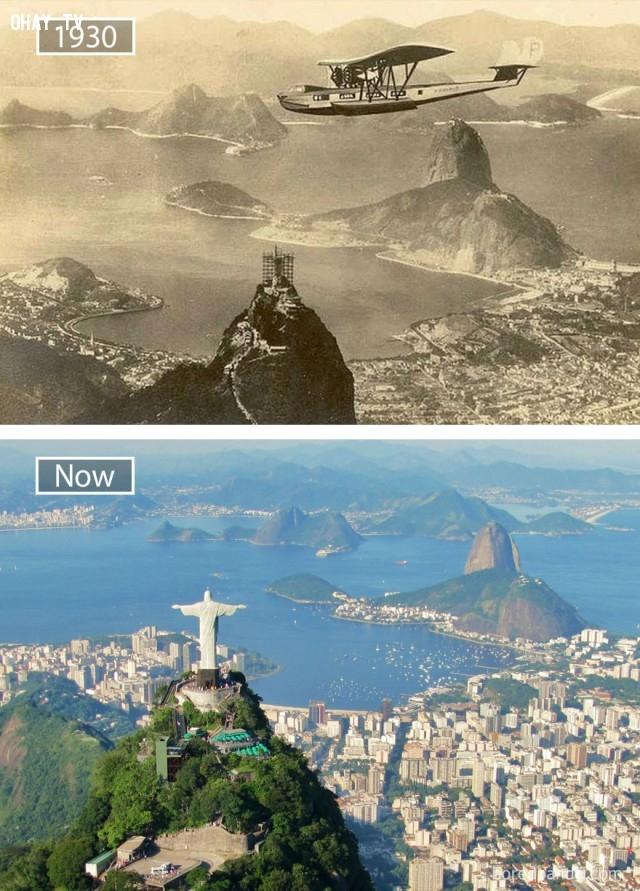 7. Rio De Janeiro, Brazil,thành phổ,sự thay đổi,phát triển nhanh chóng