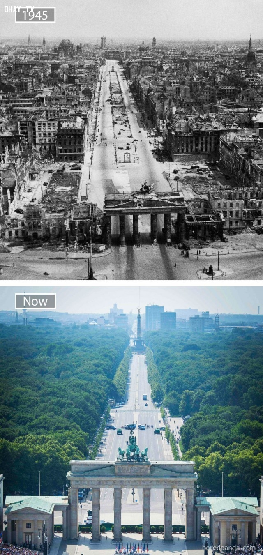 3. Berlin, Đức,thành phổ,sự thay đổi,phát triển nhanh chóng