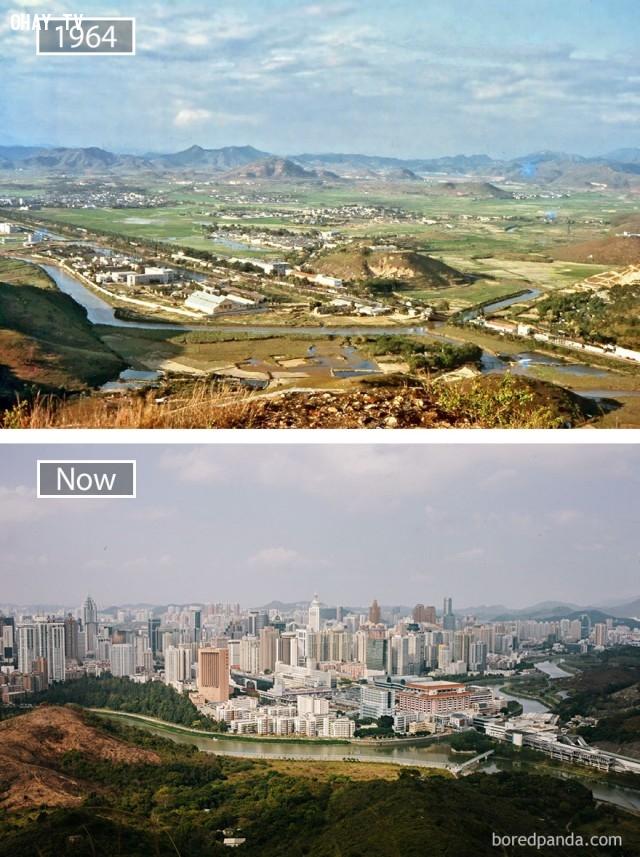 8. Thâm Quyến, Trung Quốc,thành phổ,sự thay đổi,phát triển nhanh chóng