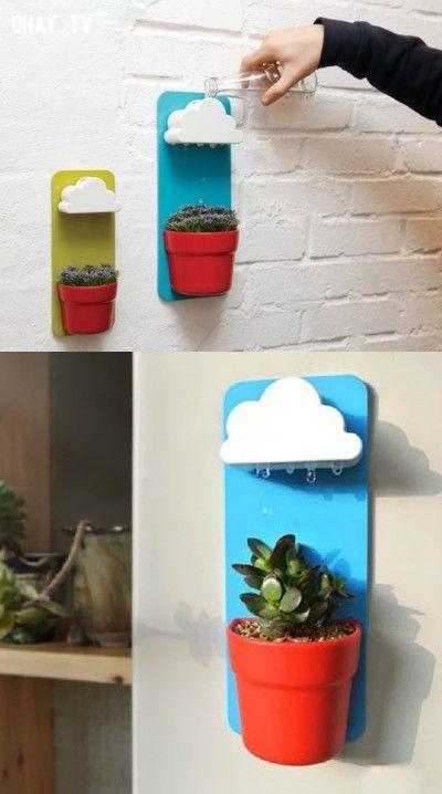 Đám mây tưới cây,vật dụng hằng ngày,sáng tạo,dễ thương