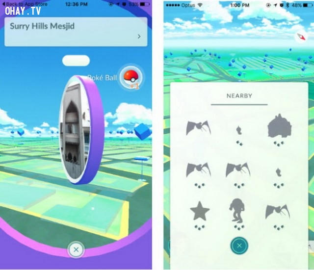,game trải nghiệm,Pokémon Go
