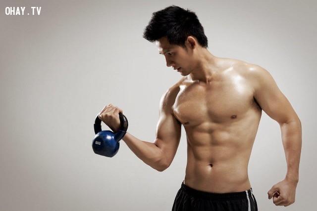 Tập thể dục có thể giúp xương chắc khoẻ và có liên quan đến giảm nguy cơ loãng xương.,tập thể dục,những điều thú vị trong cuộc sống,khám phá