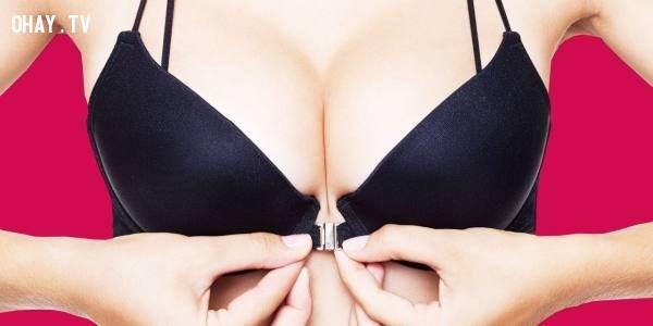 Không còn chiếc gọng gây khó chịu,Ngày không mặc áo ngực,những điều thú vị trong cuộc sống