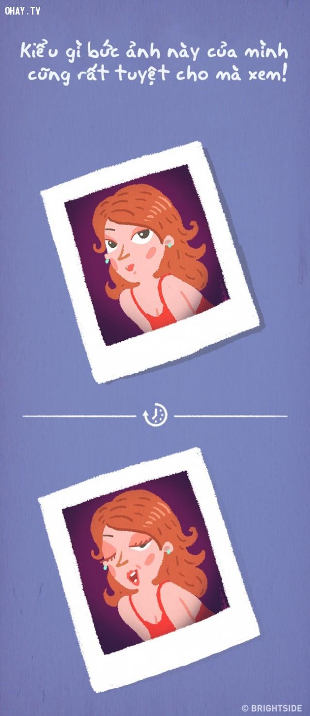 ,ảnh minh họa,ảnh hài,tranh minh họa,những điều ai cũng trải qua,hài hước