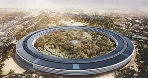 Khám phá 19 sự kiện thú vị về trụ sở Apple Campus 2