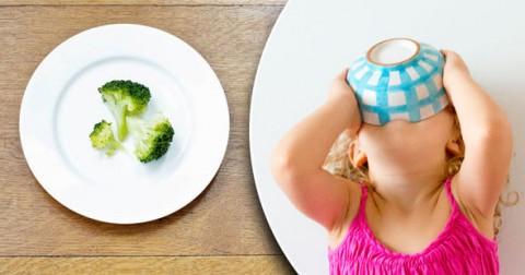 Bạn đang làm cho trẻ trở nên béo phì?