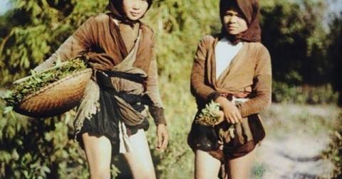 Thời trang của giới trẻ 100 năm trước như thế nào?